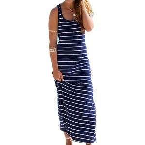 French Connection Racer Back Tank Dress